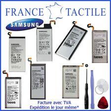 Batterie Neuve & Originale pour Samsung Galaxy S6 S7 S8 S9 Edge Plus... + Outils