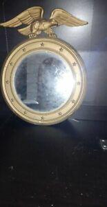 Federal 1895 Giltwood Eagle Bullseye Mirror