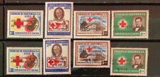Guatemala #C235-242 Complete Set 1960 MNH