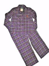 POLO Ralph Lauren PAJAMA Pajamas sleepwear set Flannel  X LARGE XL  Purple