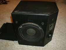 Bose 2001 Speaker - Work Great !!
