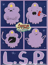 Adventure Time with Finn and Jake ~ Lumpy Space Princess L.S.P. Magnet