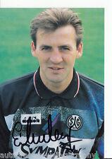 Ralf accorrono Berger Wattenscheid 09 1992-93 Top AK +a43128