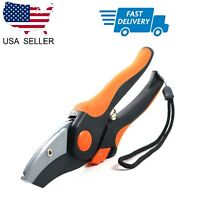 Pruning Shears Garden Branch cutter Flower Trimmer Tree pruner Stainless Steel