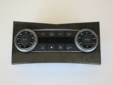 08 09 Mercedes Benz C230 C300 Climate Control Panel Temperature Unit A/C Heater