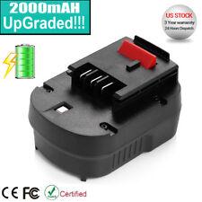 HPB12 Slide Battery For 12V Black & Decker FSB12 FS120B Compact Drill Power Tool