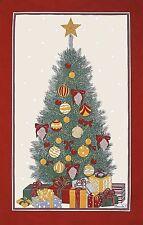 BEAUVILLE, MON BEAU SAPIN (MY CHRISTMAS TREE) CHRISTMAS KITCHEN / TEA TOWEL, NEW