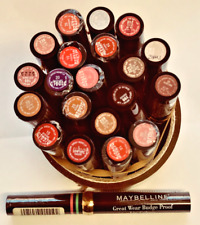 MAYBELLINE GREAT WEAR MATTE LIPSTICK RED PINK MAROON MARBLE  * CHOOSE * RARE