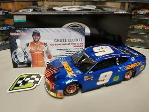 Chase Elliott #9 2018 SunEnergy 1 Watkins Glen Win Elite 1/24