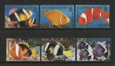 2001 Solomon Islands Stamps Fish SG 996/01 MUH Set 6