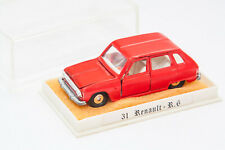 Guisval Renault 6 31 No Majorette No Siku No Matchbox No Hotwheels No Dinky
