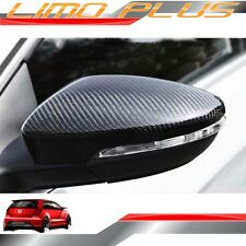VW GOLF Mk6 6 GTI R 2009 - 2012 Carbon Fiber Side Mirror Cover Trim vw25