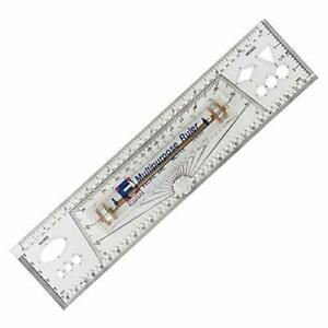 Pacific Arc Rolling Ruler 12 inches Parallel Rolling Ruler
