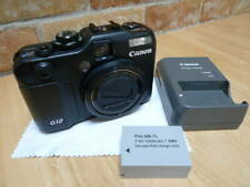 Canon PowerShot G12 12.1MP Digital Camera + Battery, Charger No haze Mold