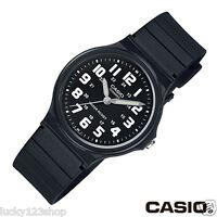MQ-71-1B Schwarz Weiß Casio Uhren Unisex Resin Band Neues Modell Analog Quartz
