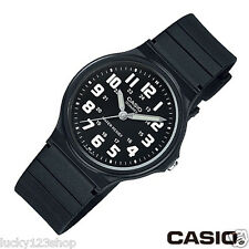 MQ-71-1B Black White Casio Watches Unisex Resin Band New Model Analog Quartz