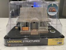 """Landmark Structures """"The Old Homestead� �"""
