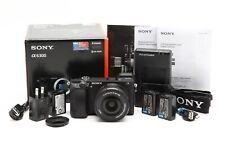 Near Mint Sony Alpha a6300 Mirrorless Digital Camera with 16-50mm Lens #26991