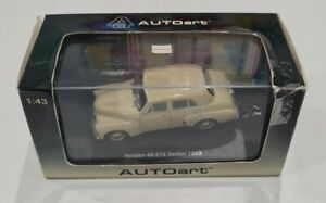 AUTOART 1:43 HOLDEN 48-215 SEDAN 1953 MODEL CAR LIMITED EDITION