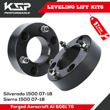 "2.5"" Front Leveling Lift Kit for 2007-2018 Chevy Silverado GMC Sierra GM 1500"