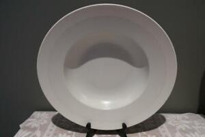 Huge Vintage Wedgwood Paul Costelloe Serving / Platter / Fruit Bowl - Limestone