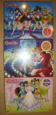 DVD SAILOR MOON BOX 01/03 - 12 DVD SERIE COMPLETA EPISODI 1/46+3 MAXI CARD DYNIT