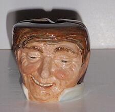 "Vintage Royal Doulton Farmer Brown Ash Pot with early ""A"" Mark"