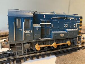 Class 08 (Bachmann) Weathered & Boxed, Analogue