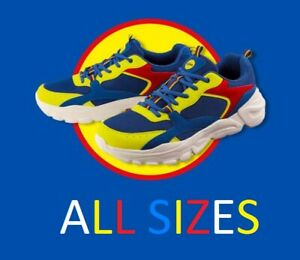 Lidl Trainers and Socks - Lidl by Lidl All Sizes Ladies Mens Sneakers Joke Gift