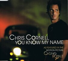 Chris Cornell - You know my name (Maxi-CD)