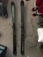 K2 Skis With Look Bindings 172cm