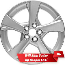 "New 16"" Replacement Alloy Wheel Rim for 2011 2012 2013 Toyota Corolla - 69590"