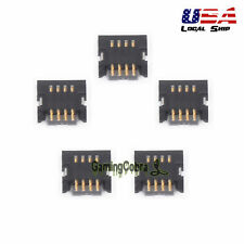 5 x Fix MICROPHONE JOYSTICK & TOUCH SCREEN connector for N3DS XL/LL 2DS Wiiu PAD