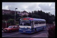 35mm SLIDE  LANCASTER (LCT) LEYLAND PSU3D BUS NO 309 REG WCW 309R (2)
