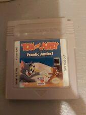 Nintendo Gameboy Spiel-Tom und Jerry Frantic Antics