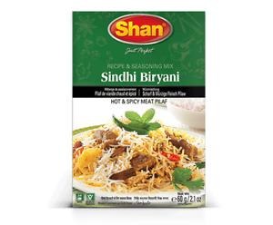 Shan Sindhi Biryani mix 50 grs