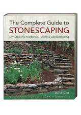 Complete Guide to Stonescaping by David Reed (Paperback)fences,paths,walls +++