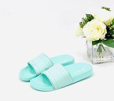 Girls' Nikko Slide Sandals Size Medium 2/3- Cat & Jack Mint