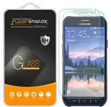 2X Supershieldz Tempered Glass Screen Protector For Samsung Galaxy S6 Active