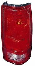 for 1982 - 1993 passenger side Chevrolet S10 Rear Tail Light Assembly