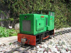 NLR 0-4-0 Diesel Loco Radio Control SM32 Garden Railway Roundhouse Accucraft LGB