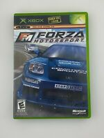 Forza Motorsport - Original Xbox Game - Complete & Tested