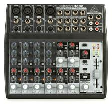 Behringer Xenyx 1202 8-channel Analog Mixer