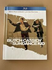 Butch Cassidy and the Sundance Kid 40th Anniversary Limited Edition DigiBook