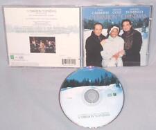 CD CARRERAS DOMINGO NATALIE COLE Christmas LALO SCHIFRIN MINT