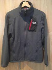 North Face full-zip fleece size S