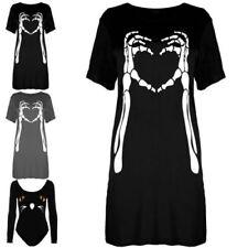 Halloween T-Shirts Dresses for Women