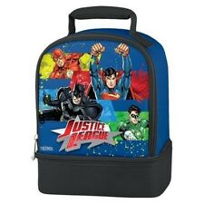 Thermos Justice League Dual Lunch Bag