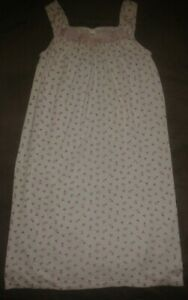 Ladies Flamingo Textiles floral Nightie Nightdress Size 16/18 - 100% cotton