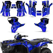 Graphic Kit Honda Foreman 500 ATV Quad Decals Stickers Wrap 2015 2016 ICE BLUE